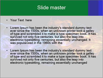 Fire PowerPoint Template - Slide 2