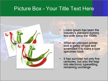 Fire PowerPoint Template - Slide 20