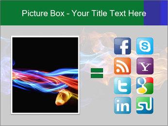 Fire PowerPoint Template - Slide 21