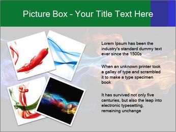 Fire PowerPoint Template - Slide 23