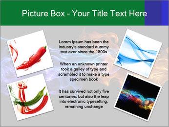 Fire PowerPoint Template - Slide 24