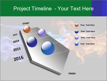 Fire PowerPoint Template - Slide 26