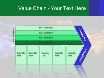 Fire PowerPoint Template - Slide 27