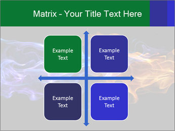 Fire PowerPoint Template - Slide 37