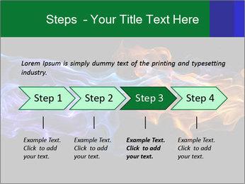 Fire PowerPoint Template - Slide 4