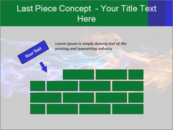 Fire PowerPoint Template - Slide 46