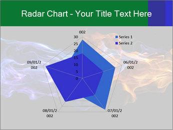 Fire PowerPoint Template - Slide 51