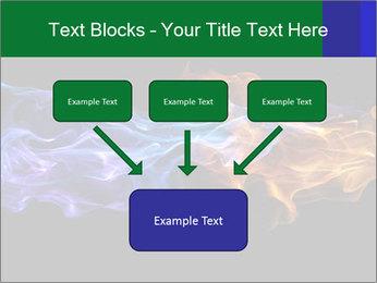 Fire PowerPoint Template - Slide 70