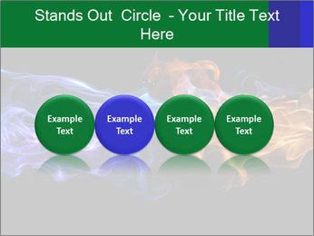 Fire PowerPoint Template - Slide 76