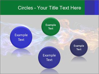 Fire PowerPoint Template - Slide 77