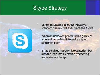 Fire PowerPoint Template - Slide 8