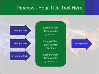 Fire PowerPoint Template - Slide 85