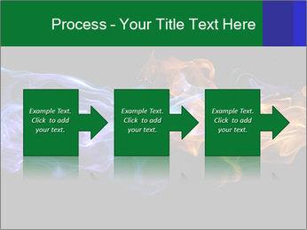 Fire PowerPoint Template - Slide 88