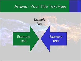 Fire PowerPoint Template - Slide 90