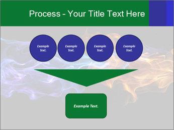 Fire PowerPoint Template - Slide 93