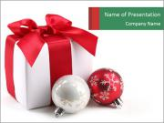Christmas Gift PowerPoint Templates