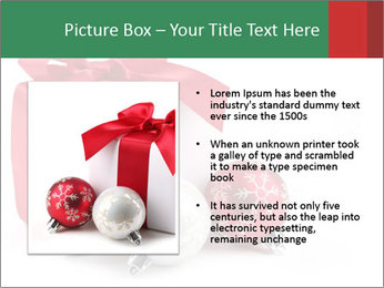 Christmas Gift PowerPoint Template - Slide 13