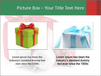Christmas Gift PowerPoint Template - Slide 18
