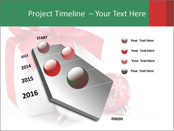 Christmas Gift PowerPoint Template - Slide 26