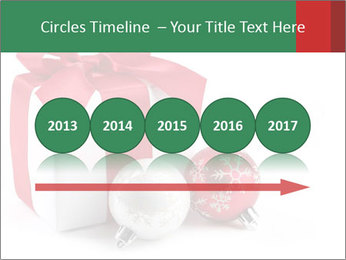 Christmas Gift PowerPoint Template - Slide 29