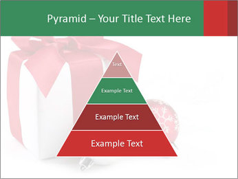 Christmas Gift PowerPoint Template - Slide 30