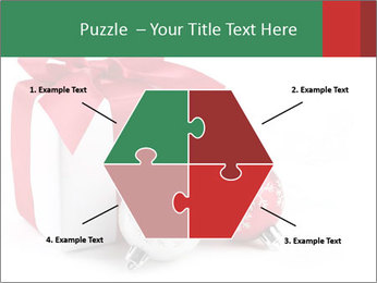 Christmas Gift PowerPoint Template - Slide 40