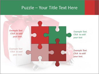 Christmas Gift PowerPoint Template - Slide 43