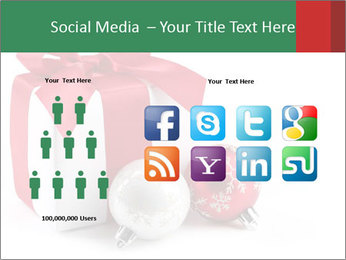 Christmas Gift PowerPoint Template - Slide 5