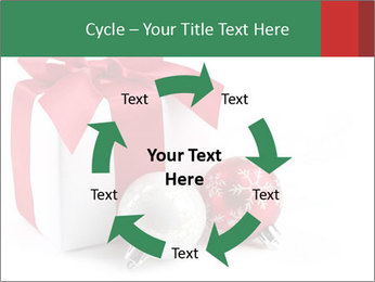 Christmas Gift PowerPoint Template - Slide 62