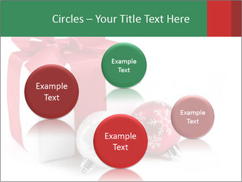 Christmas Gift PowerPoint Template - Slide 77