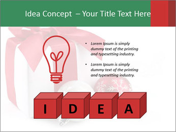 Christmas Gift PowerPoint Template - Slide 80