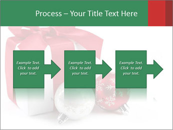 Christmas Gift PowerPoint Template - Slide 88