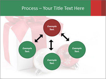 Christmas Gift PowerPoint Template - Slide 91