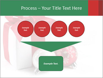 Christmas Gift PowerPoint Template - Slide 93