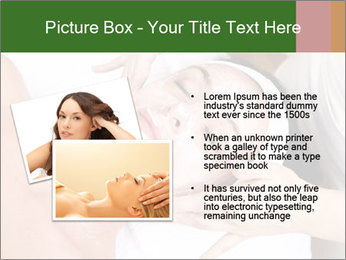 Face of women PowerPoint Template - Slide 20