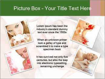 Face of women PowerPoint Template - Slide 24