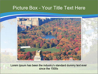 Manhattan skyline PowerPoint Template - Slide 15