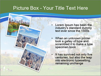 Manhattan skyline PowerPoint Template - Slide 17