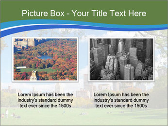 Manhattan skyline PowerPoint Template - Slide 18
