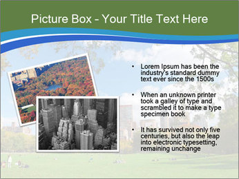 Manhattan skyline PowerPoint Template - Slide 20