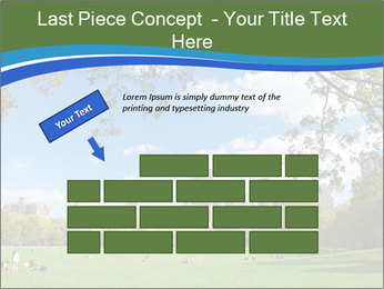 Manhattan skyline PowerPoint Template - Slide 46