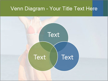 Woman in orange bikini PowerPoint Template - Slide 33