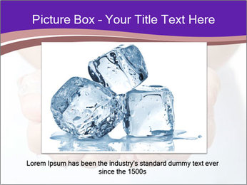 Ice cold hands PowerPoint Templates - Slide 15