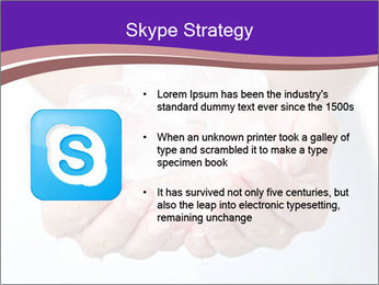 Ice cold hands PowerPoint Templates - Slide 8