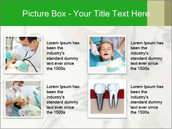 Dental PowerPoint Template - Slide 14