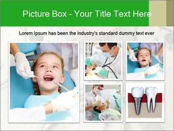 Dental PowerPoint Template - Slide 19