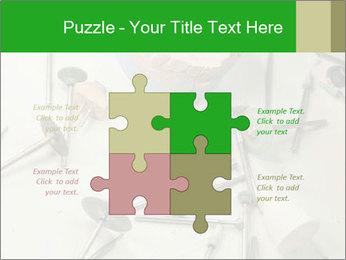 Dental PowerPoint Template - Slide 43