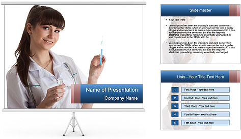 Medical concept PowerPoint Template