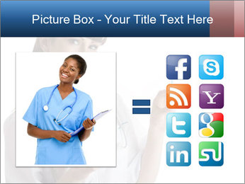 Medical concept PowerPoint Template - Slide 21