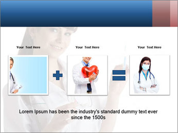 Medical concept PowerPoint Template - Slide 22